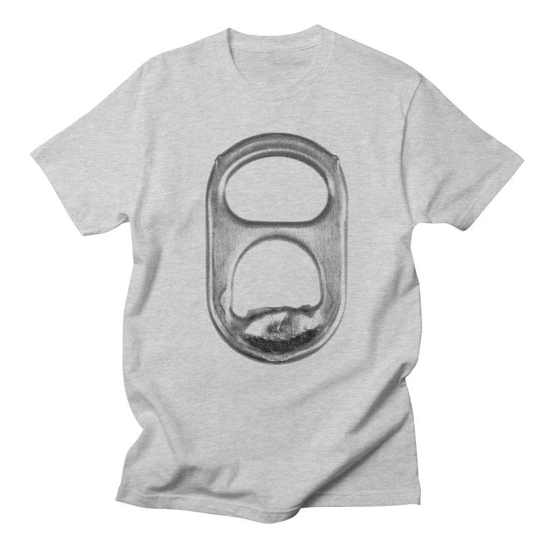 Ring Pull Men's Regular T-Shirt by tonteau's Artist Shop