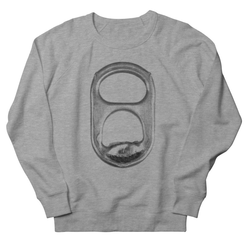 Ring Pull Women's French Terry Sweatshirt by tonteau's Artist Shop