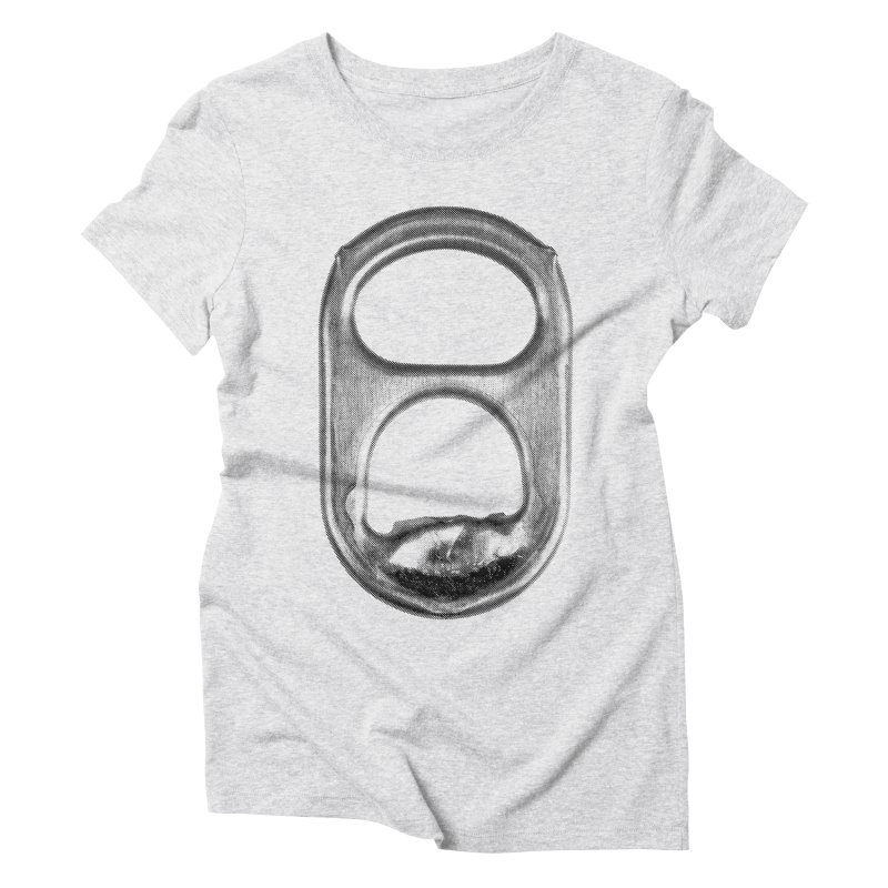 Ring Pull Women's Triblend T-Shirt by tonteau's Artist Shop