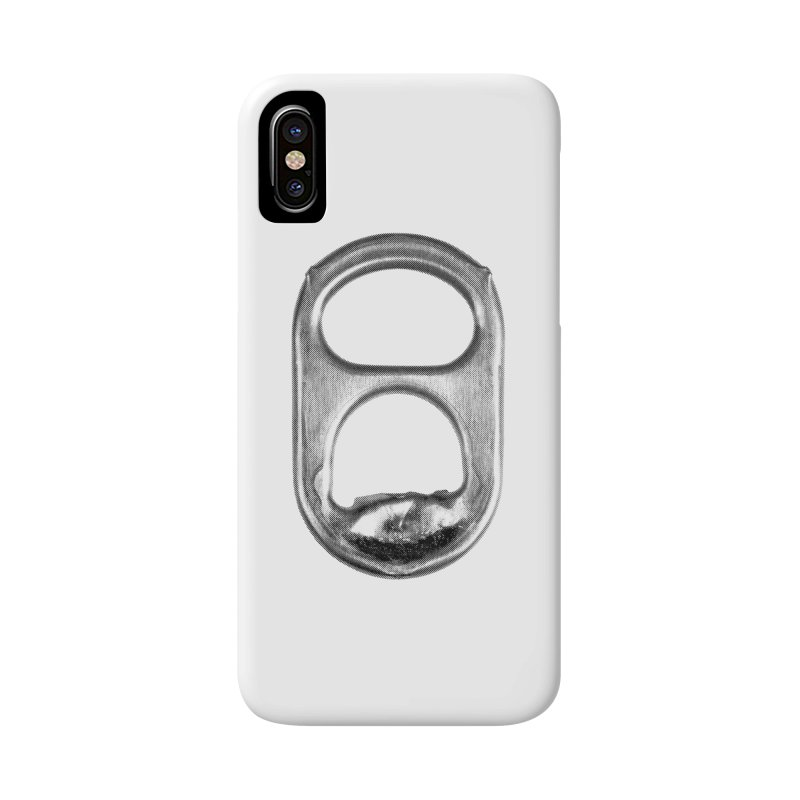 Ring Pull Accessories Phone Case by tonteau's Artist Shop