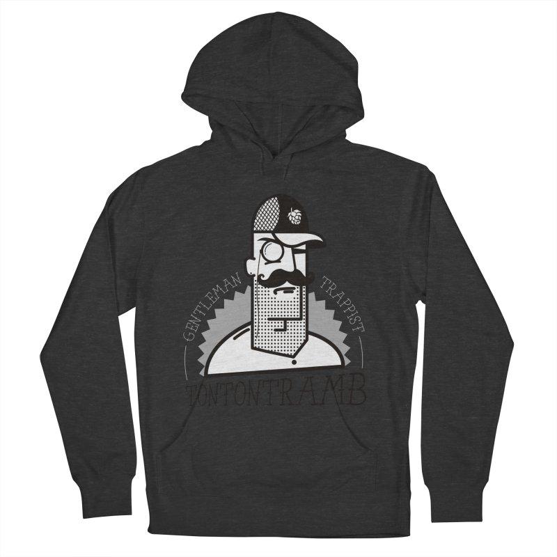 Gentleman Trappist Men's Pullover Hoody by Tramb