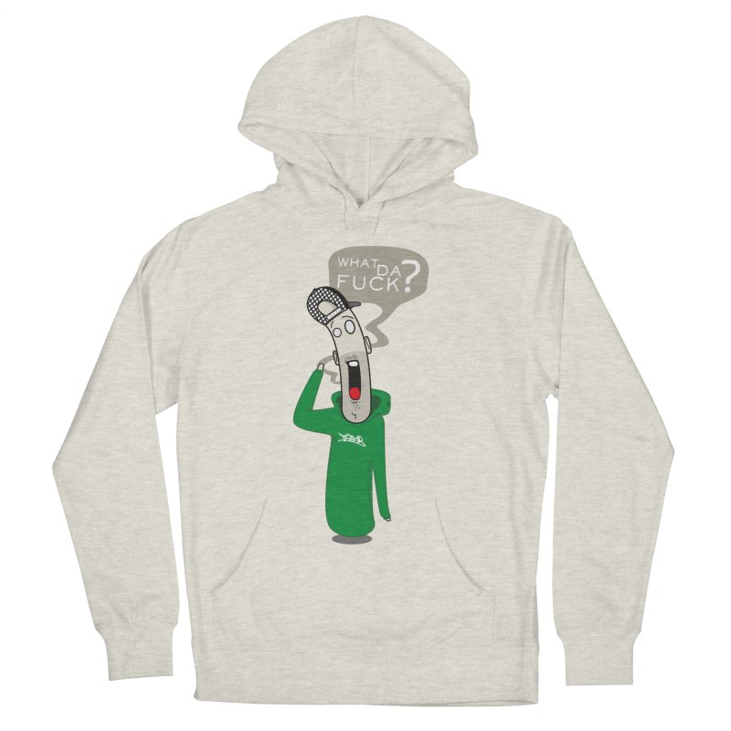 What Da Fuck??? Men's Pullover Hoody by Tramb