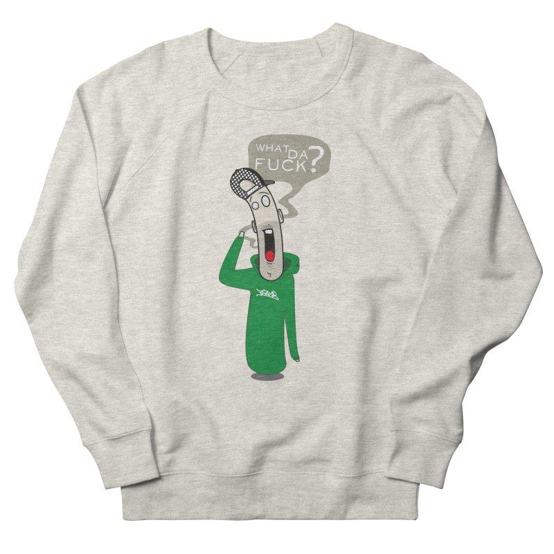 What Da Fuck??? Men's Sweatshirt by Tramb