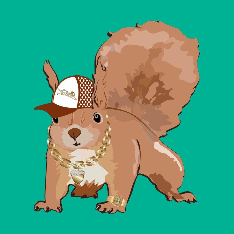 Oldschool Squirrel   by Tramb