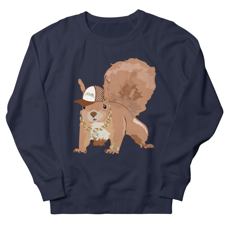 Oldschool Squirrel Men's Sweatshirt by Tramb