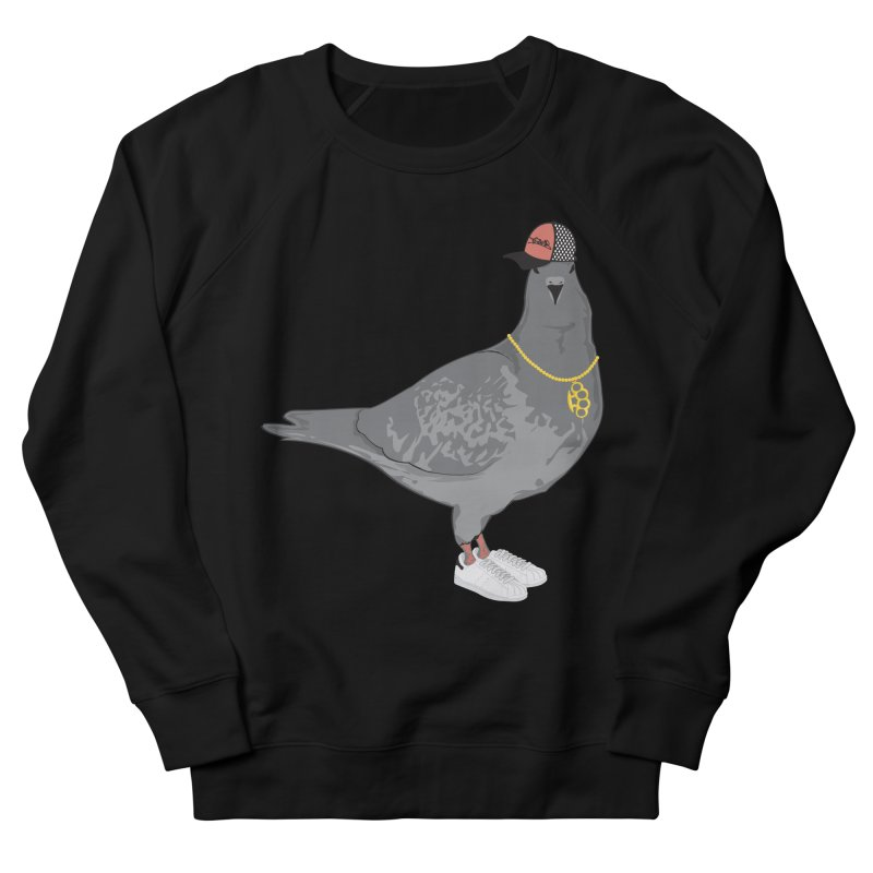 Oldschool Pigeon Men's Sweatshirt by Tramb