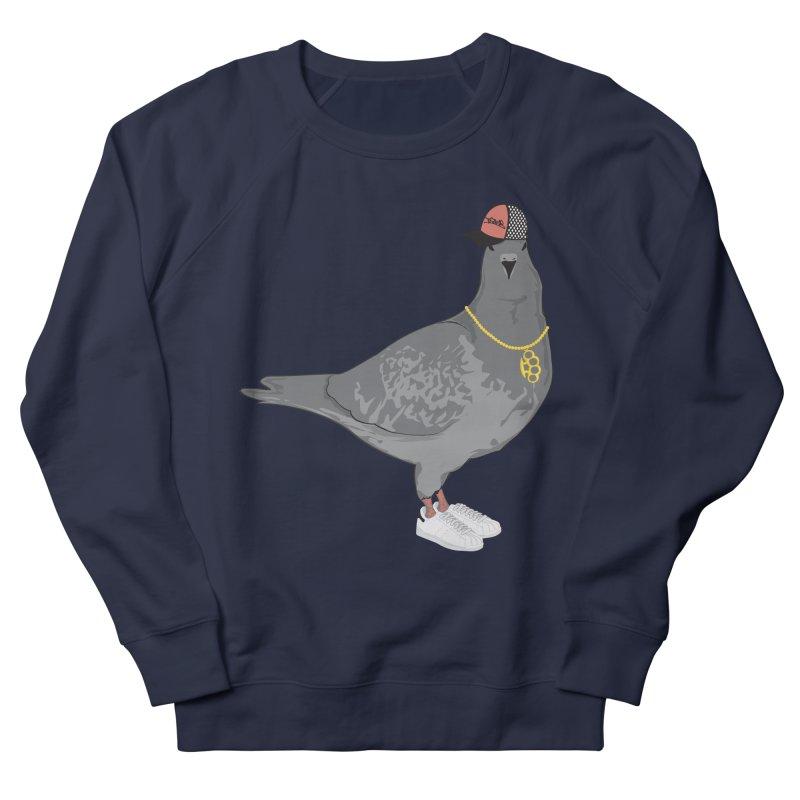 Oldschool Pigeon Men's Sweatshirt by Tramb