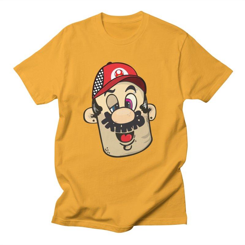 Marioooo Men's T-Shirt by Tramb