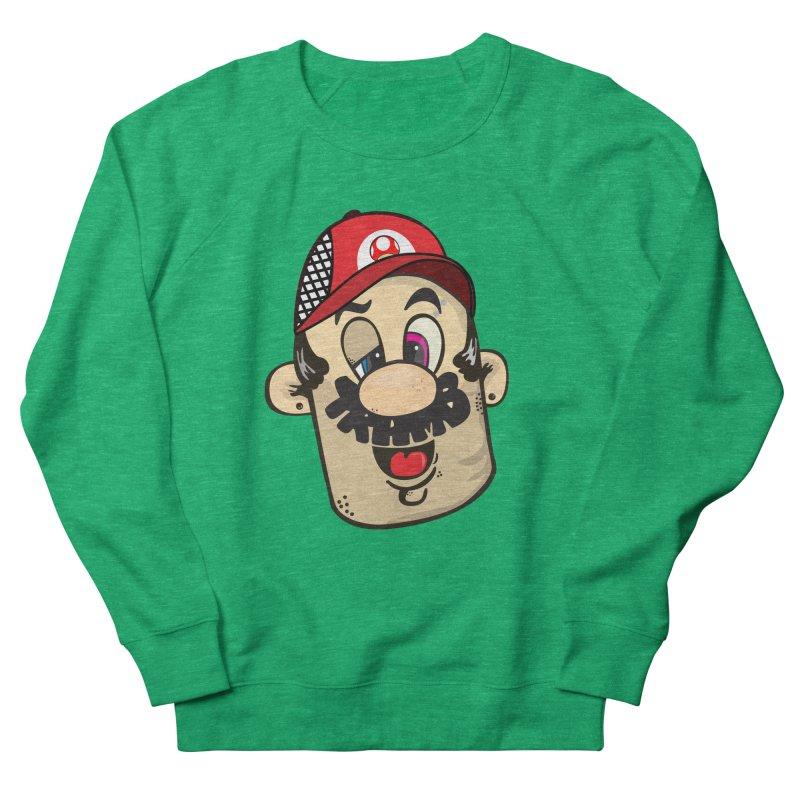 Marioooo Men's Sweatshirt by Tramb