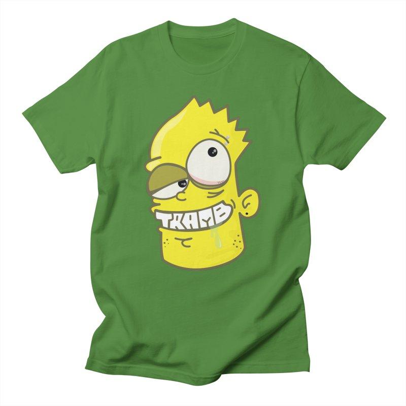 TramBart Men's T-Shirt by Tramb