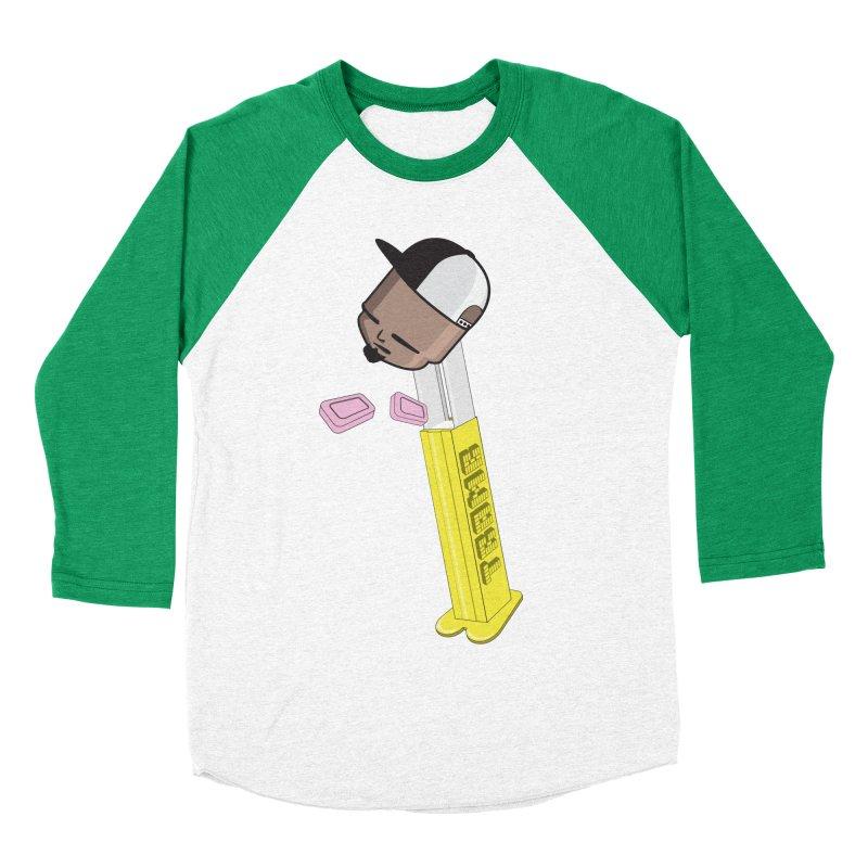 Choose your Flavor Men's Baseball Triblend T-Shirt by Tramb