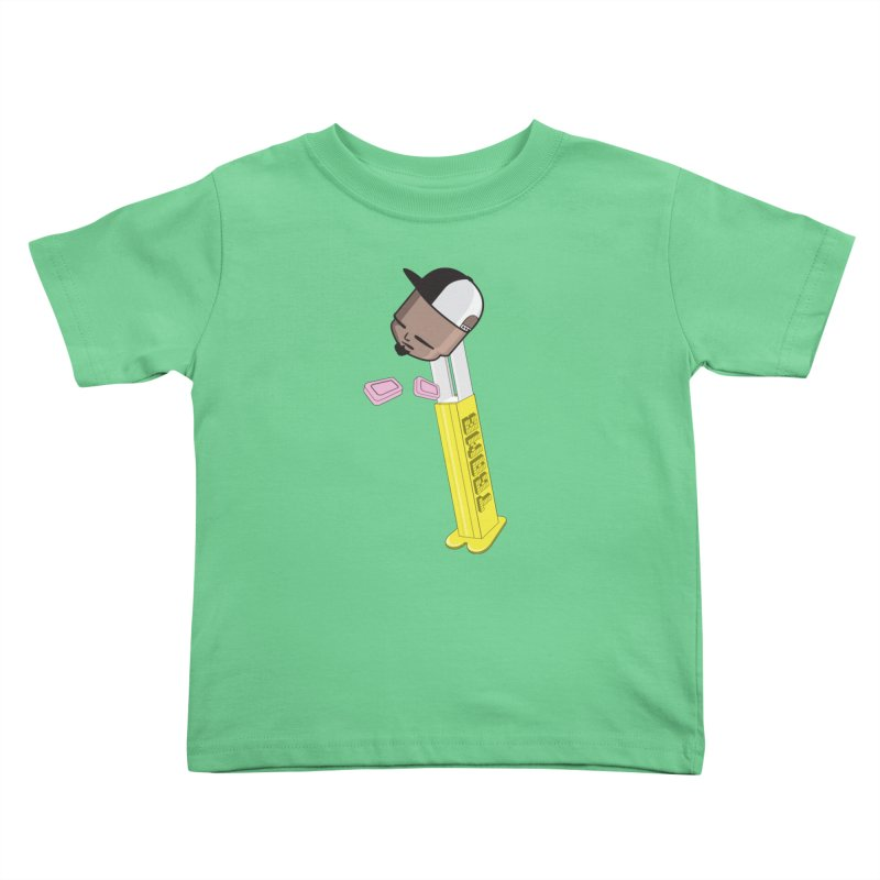 Choose your Flavor Kids Toddler T-Shirt by Tramb