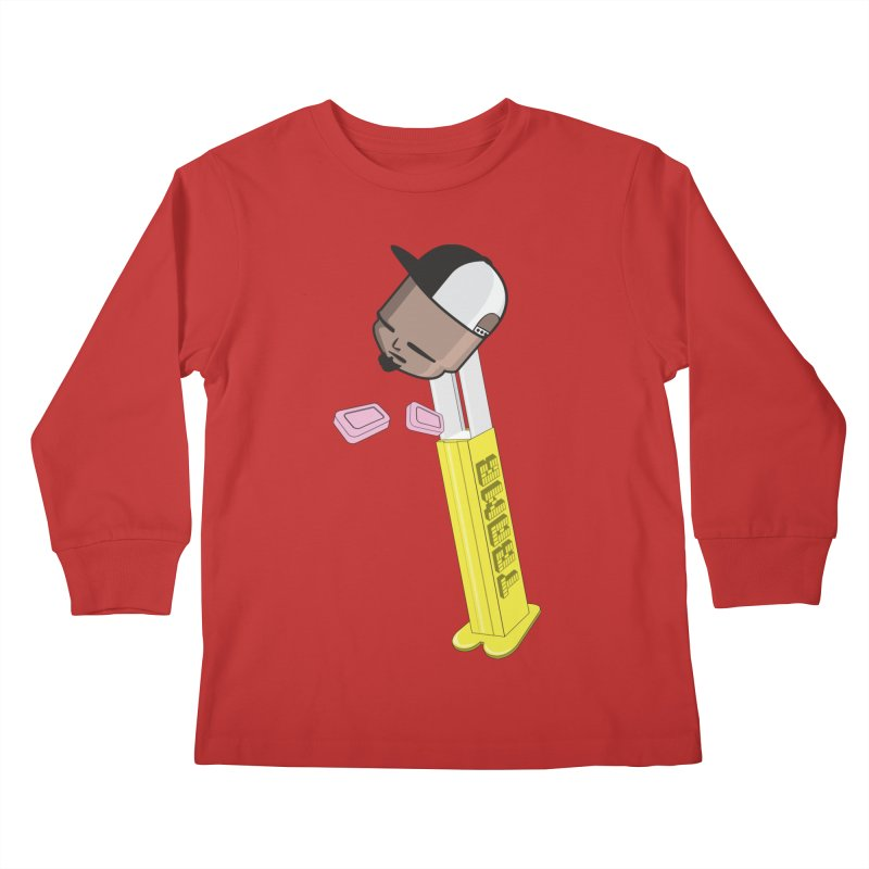 Choose your Flavor Kids Longsleeve T-Shirt by Tramb