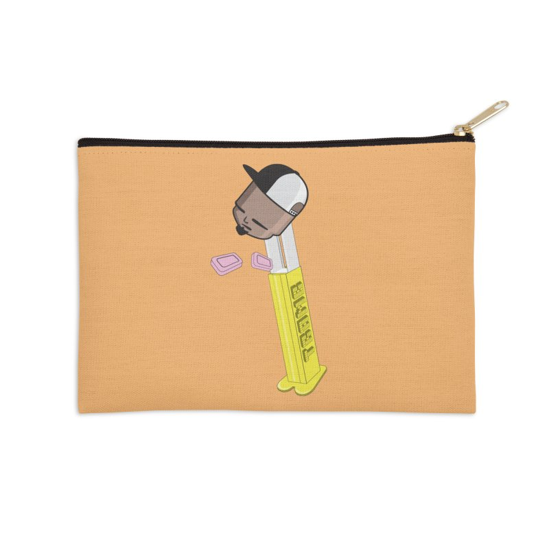Choose your Flavor Accessories Zip Pouch by Tramb