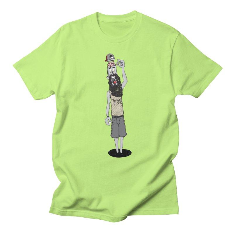Eat Ur Brain Men's T-Shirt by Tramb