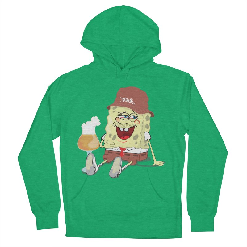 Sponge Beer Men's Pullover Hoody by Tramb
