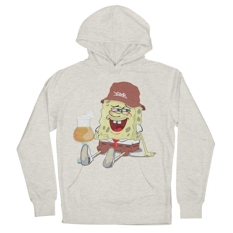 Sponge Beer Men's Pullover Hoody by Tramb