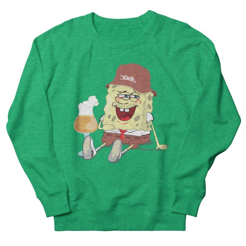 Sponge Beer Men's Sweatshirt by Tramb