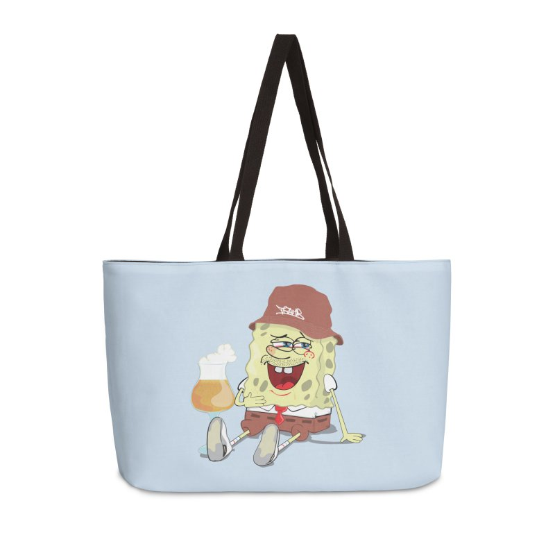Sponge Beer Accessories Bag by Tramb's Boutique