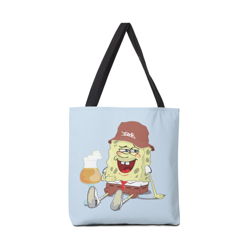 Sponge Beer Accessories Bag by Tramb