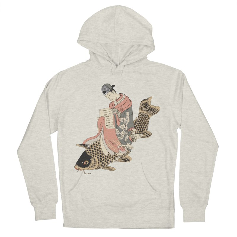 Oldschool Estampe! Women's Pullover Hoody by Tramb
