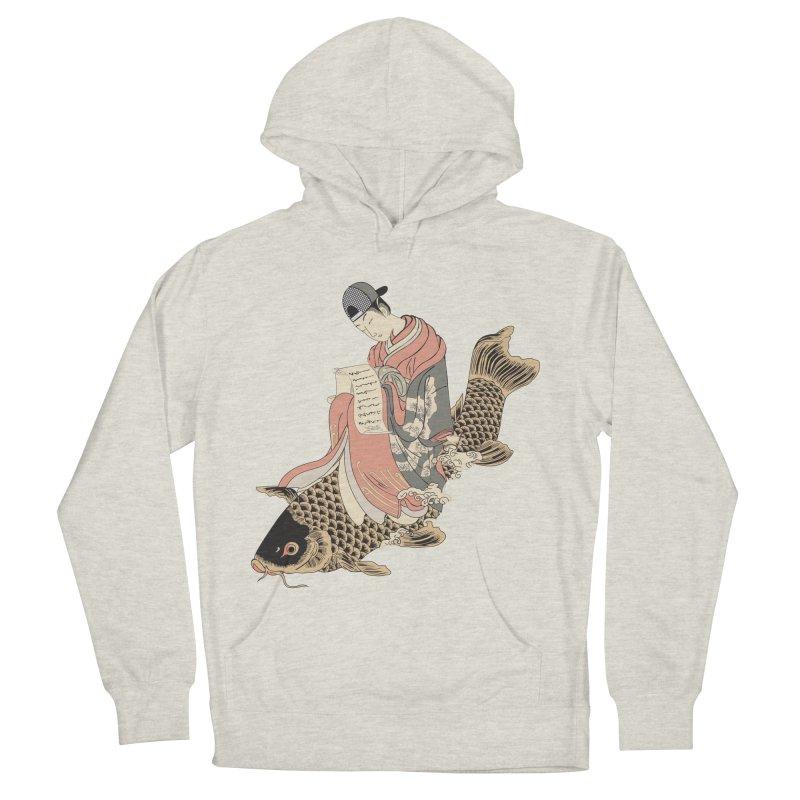 Oldschool Estampe! Men's Pullover Hoody by Tramb