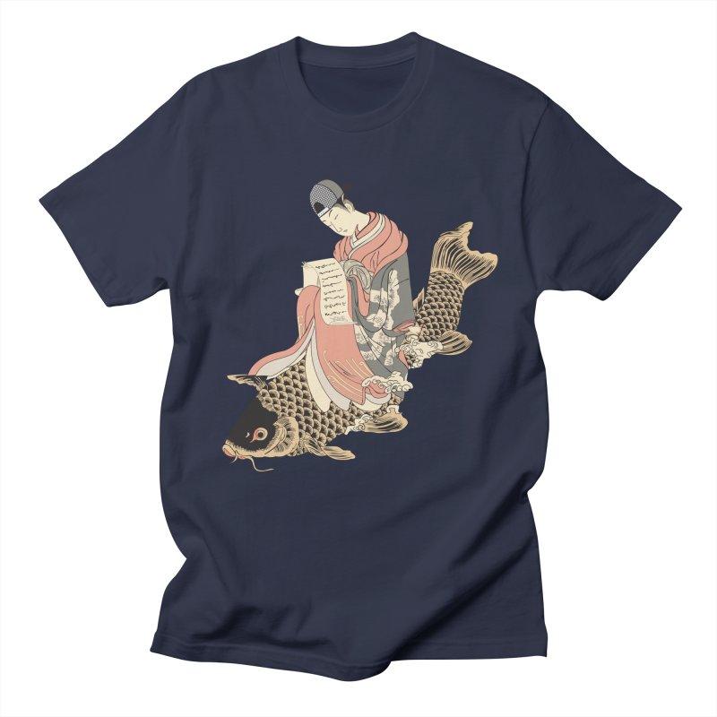 Oldschool Estampe! Men's T-shirt by Tramb