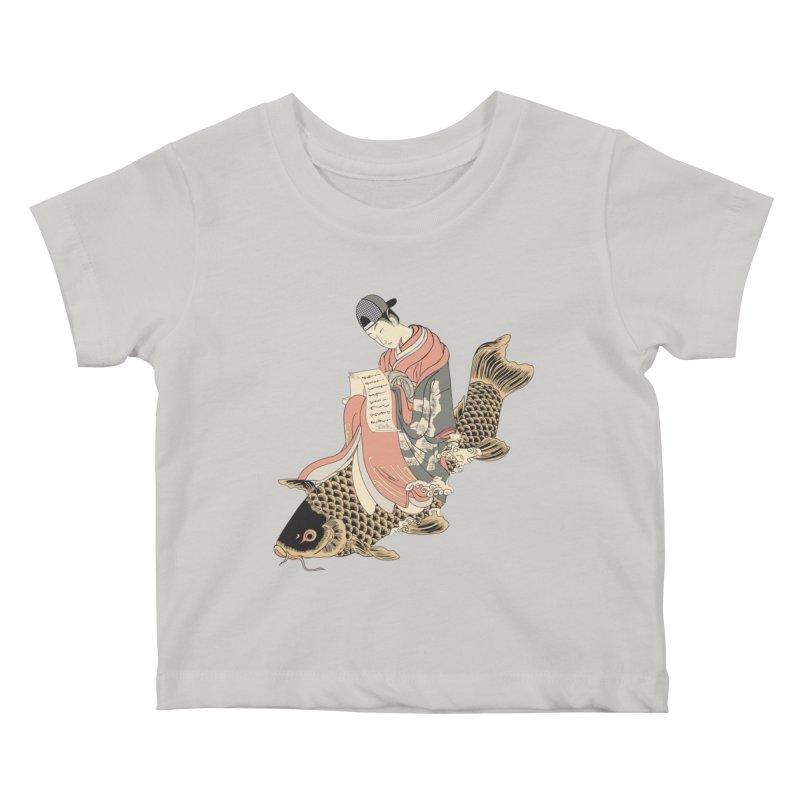 Oldschool Estampe! Kids Baby T-Shirt by Tramb