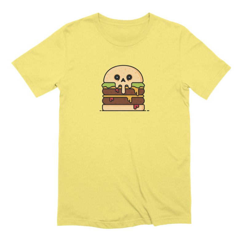 Burger Men's T-Shirt by Tony Bamber's Shop