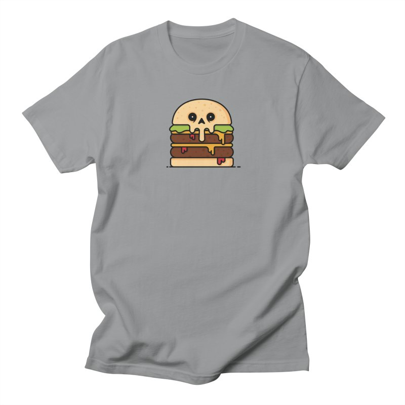 Burger Men's Regular T-Shirt by Tony Bamber's Shop