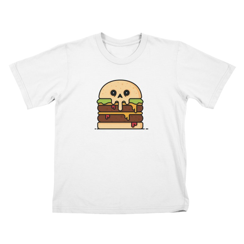 Burger Kids T-Shirt by Tony Bamber's Shop