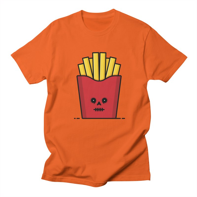 Fries Men's T-Shirt by Tony Bamber's Shop