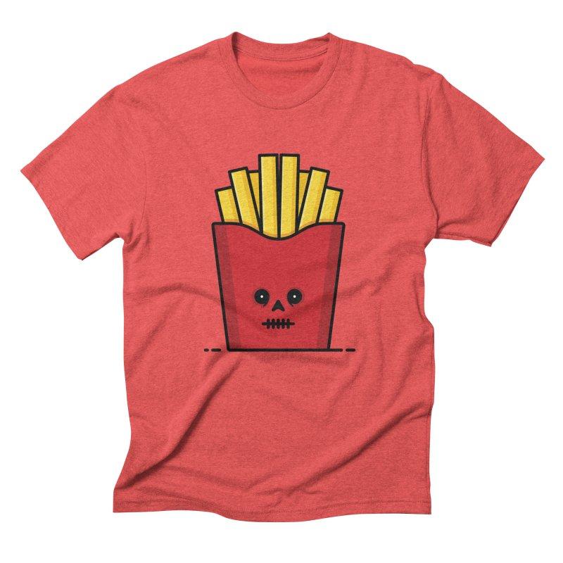 Fries Men's Triblend T-Shirt by Tony Bamber's Shop
