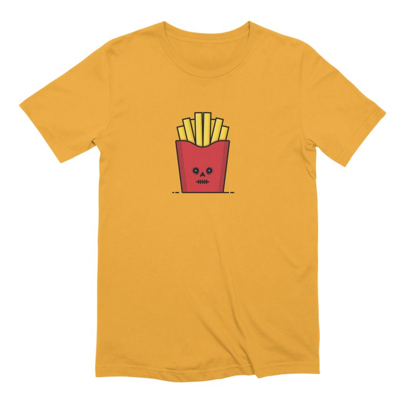Fries Men's Extra Soft T-Shirt by Tony Bamber's Shop