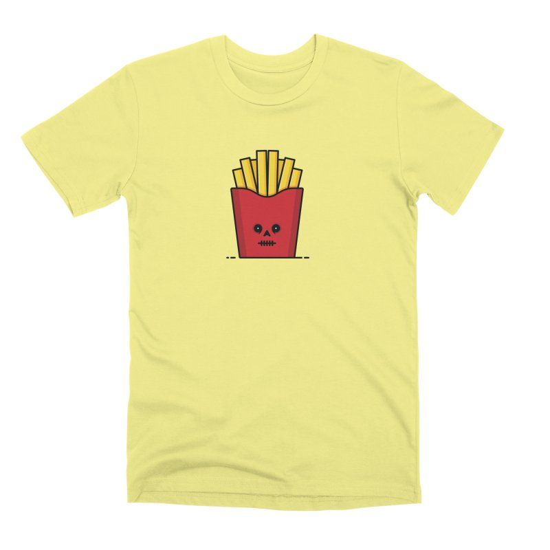 Fries Men's Premium T-Shirt by Tony Bamber's Shop