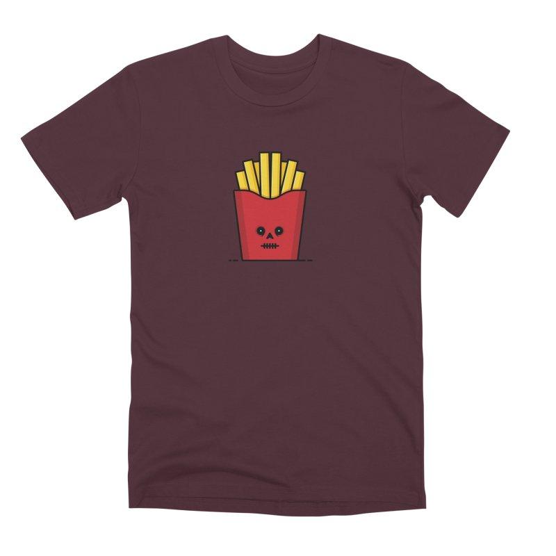 Fries Men's Premium T-Shirt by Tony Bamber's Shop