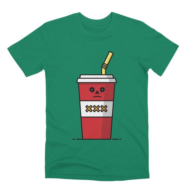 Shake Men's Premium T-Shirt by Tony Bamber's Shop
