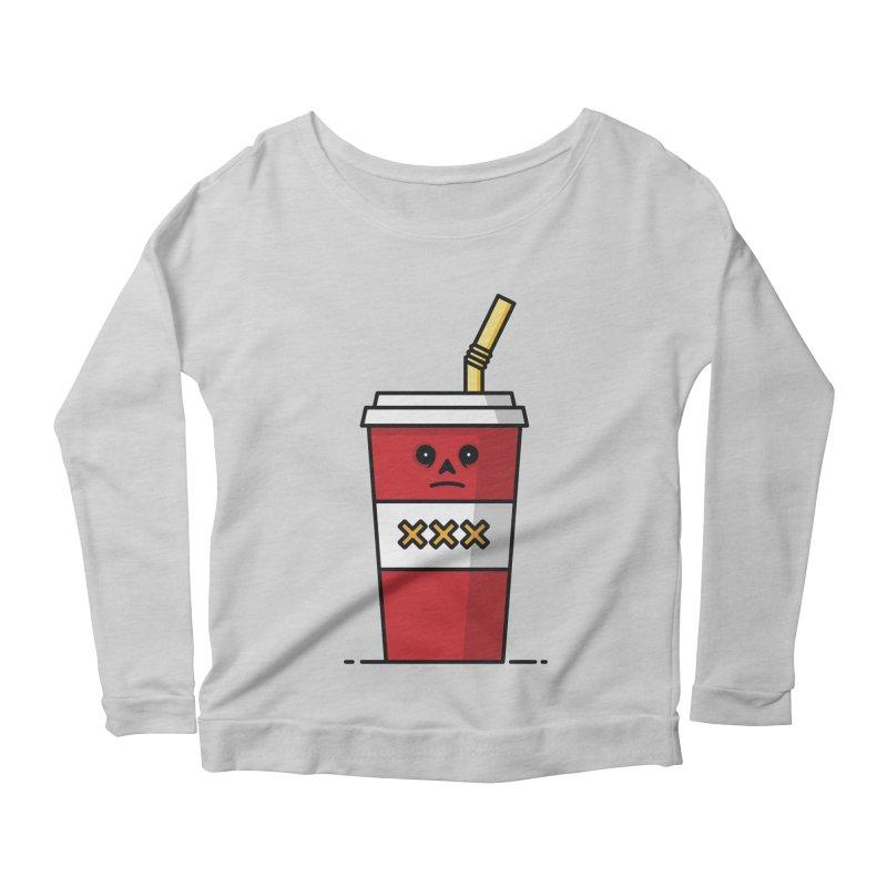 Shake Women's Scoop Neck Longsleeve T-Shirt by Tony Bamber's Shop