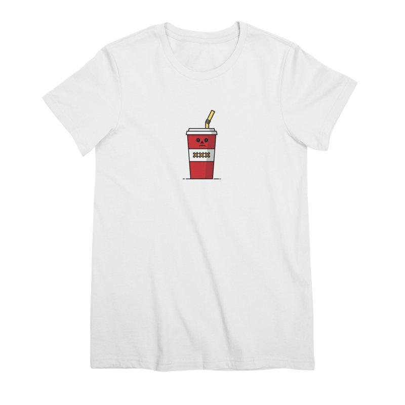 Shake Women's Premium T-Shirt by Tony Bamber's Shop