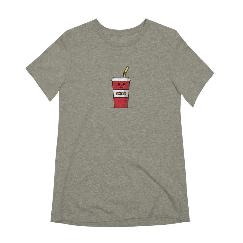 Shake Women's Extra Soft T-Shirt by Tony Bamber's Shop