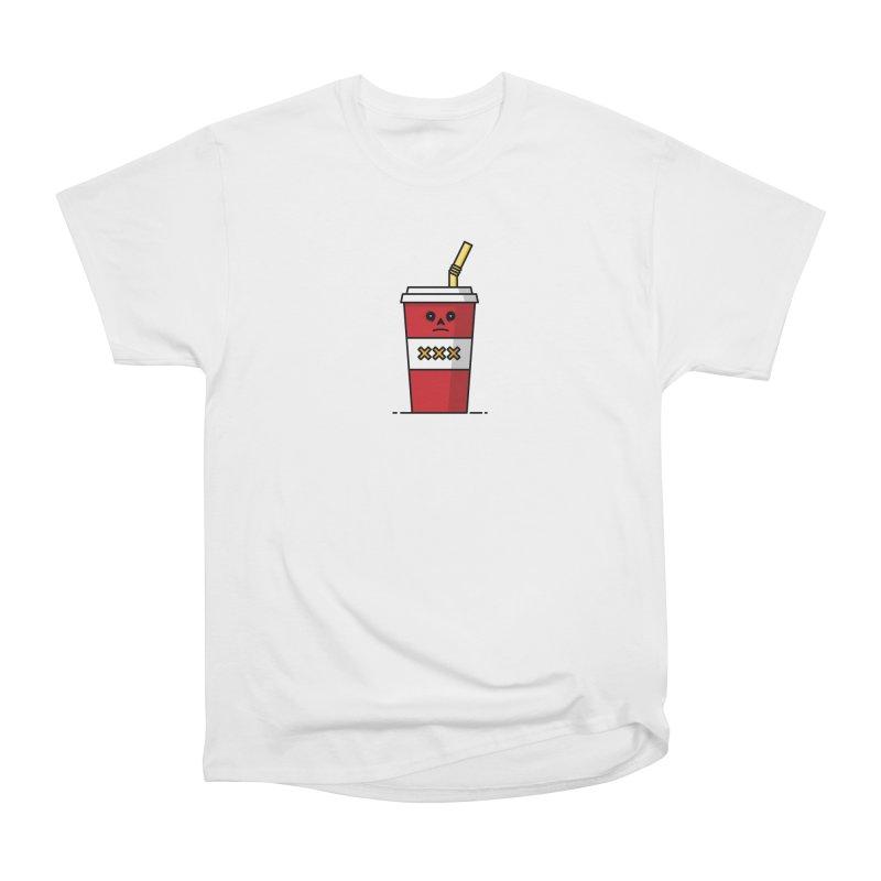 Shake Women's Heavyweight Unisex T-Shirt by Tony Bamber's Shop