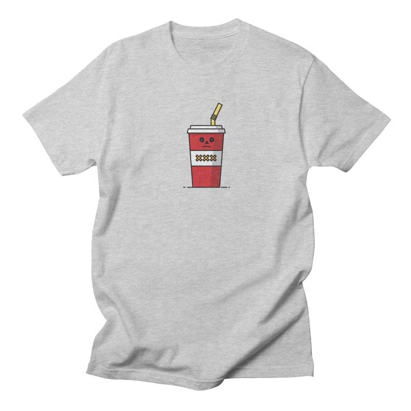 Shake Men's Regular T-Shirt by Tony Bamber's Shop