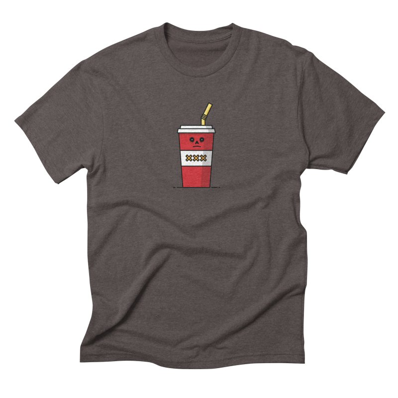 Shake Men's Triblend T-Shirt by Tony Bamber's Shop