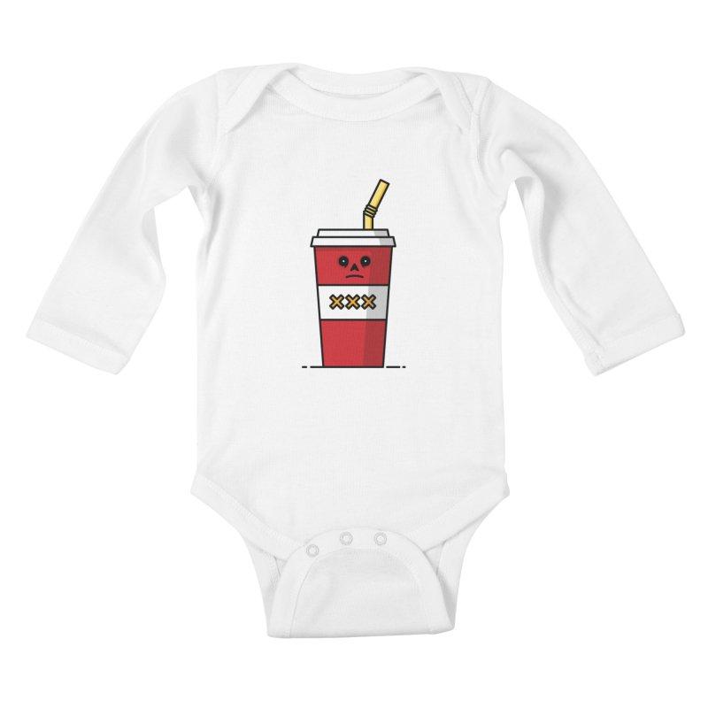 Shake Kids Baby Longsleeve Bodysuit by Tony Bamber's Shop