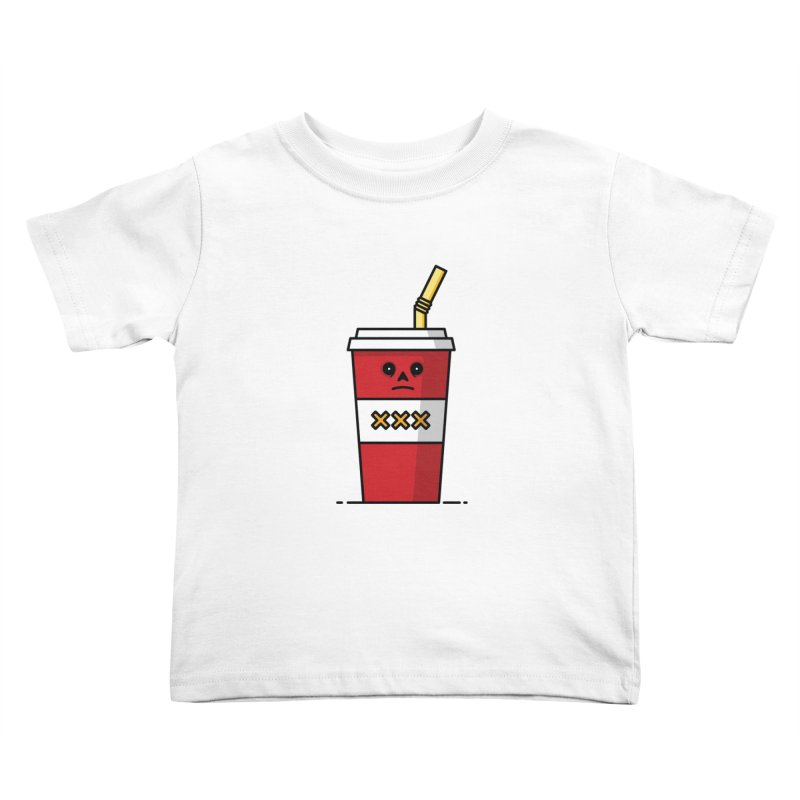 Shake Kids Toddler T-Shirt by Tony Bamber's Shop