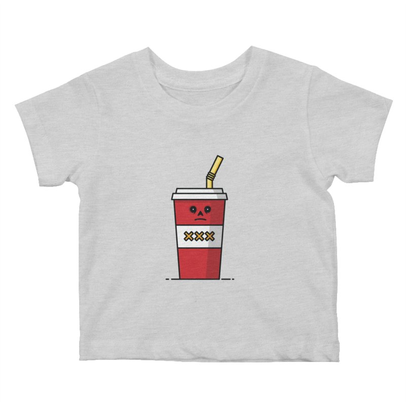 Shake Kids Baby T-Shirt by Tony Bamber's Shop