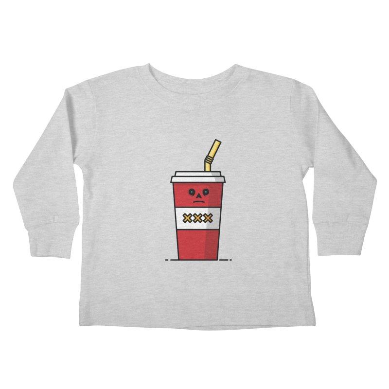 Shake Kids Toddler Longsleeve T-Shirt by Tony Bamber's Shop