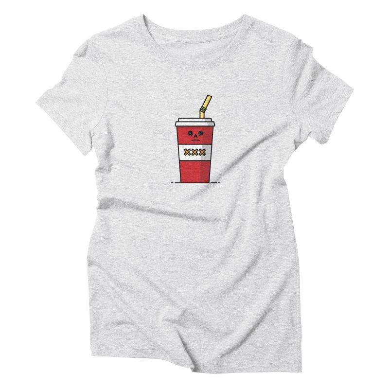 Shake Women's Triblend T-Shirt by Tony Bamber's Shop