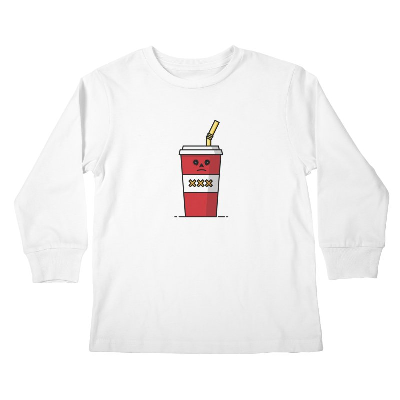 Shake Kids Longsleeve T-Shirt by Tony Bamber's Shop