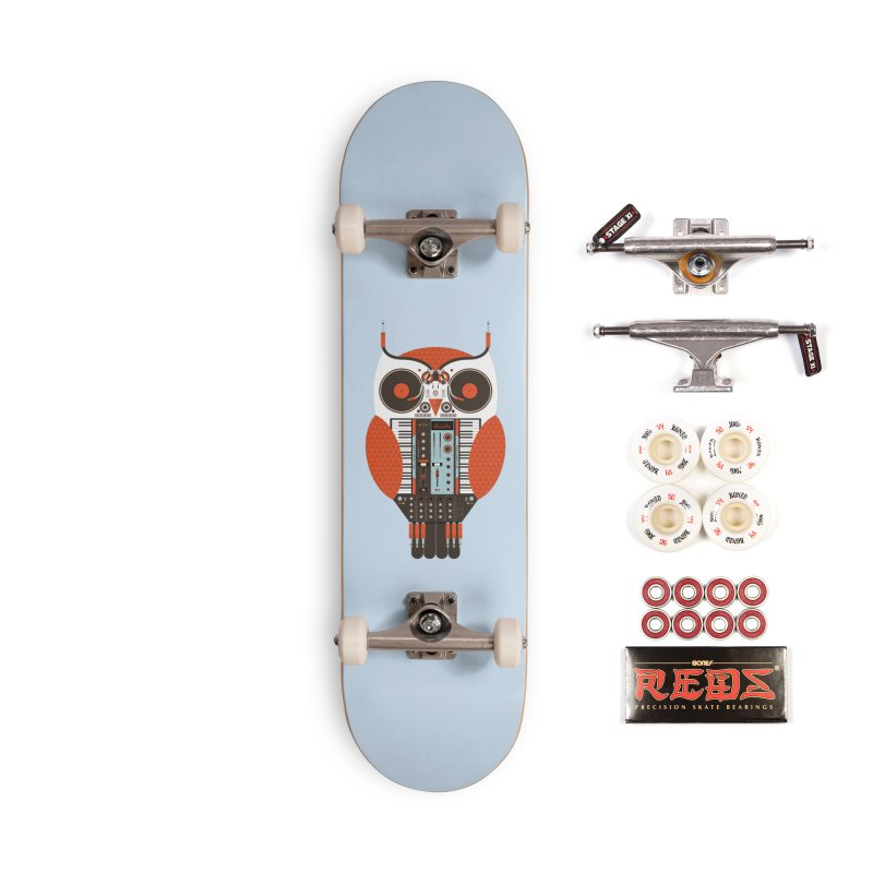 DJ Owl Accessories Complete - Pro Skateboard by Tony Bamber's Shop